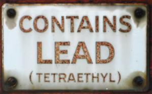 heavy metal lead poisoning