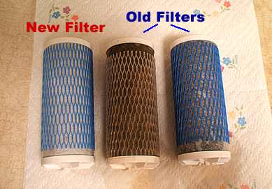is your water filter making you sick filed under water filters whole house - Whole House Water Filtration Systems