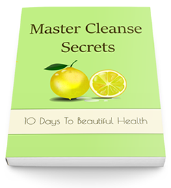 master cleanse book